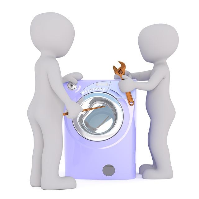 panáčci u pračky