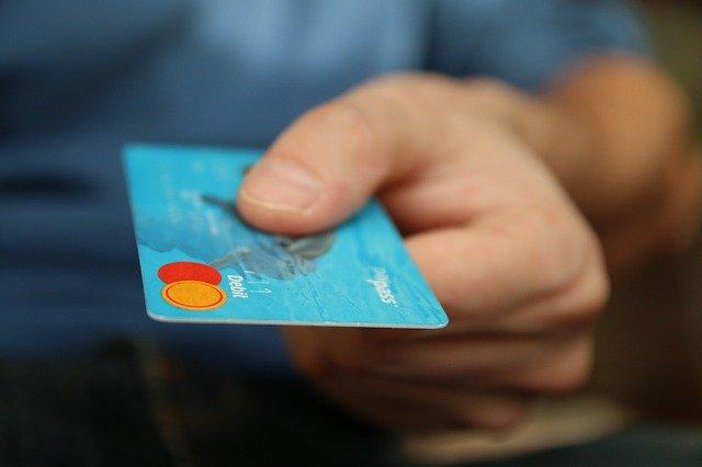 modrá karta