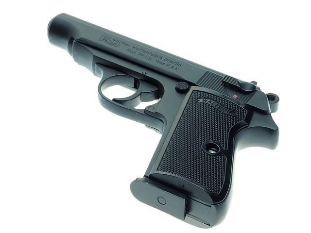 ruční zbraň
